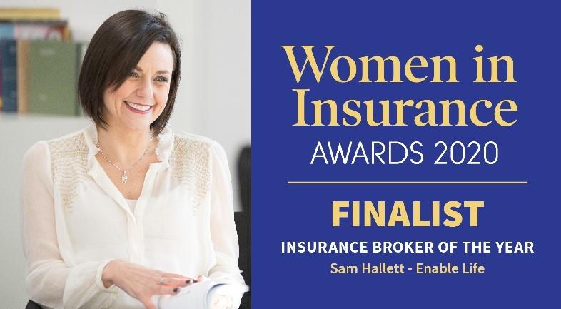 Women in Insurance Awards 2020   Enable Life