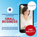 Sam Hallett - Small Business Stories